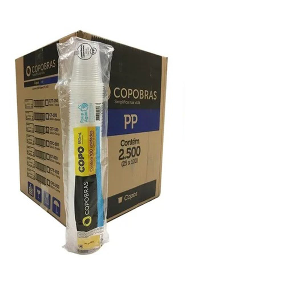 Copo-Descartavel-Transparente-Pp-200Ml-2.500Und---Copobras