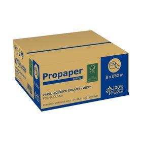 Papel-Higienico-Rolao-Folhas-Simples-Propaper---8×300Mts