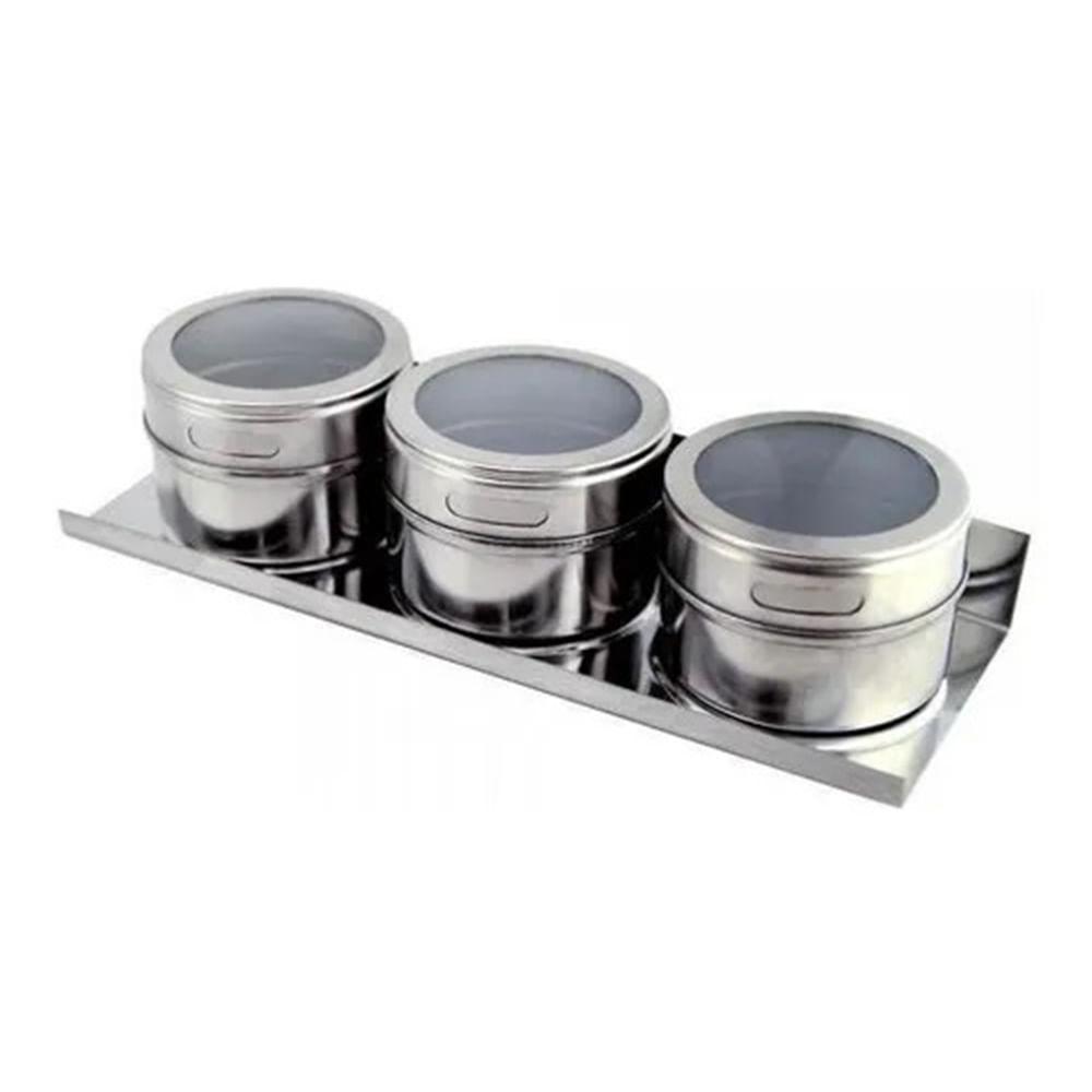 Kit-3-Pecas-Porta-Condimentos-Magnetico-Aco-Inox---Alem-Mar