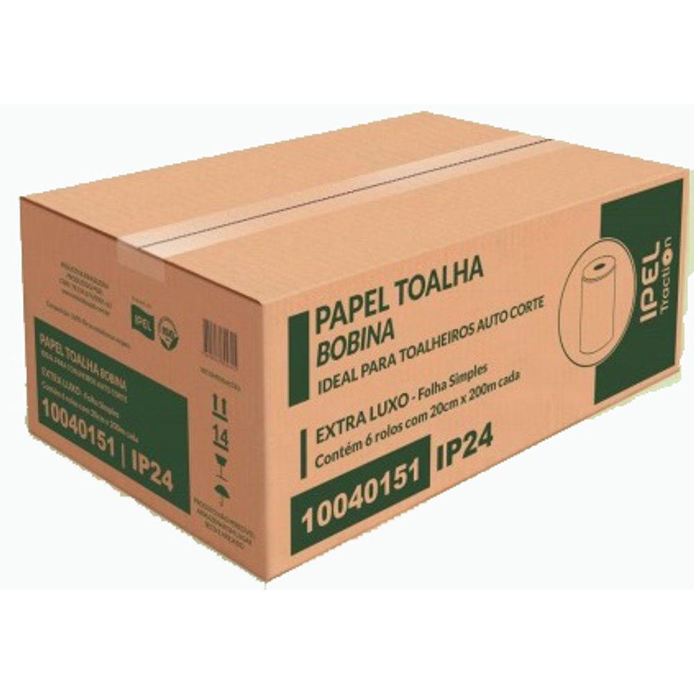 Papel-Toalha-Ipel-Traction---Bobina---06X20Cm---Indaial