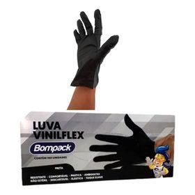 Luva-Vinilflex-Sem-Po-com-100Un---Bompack