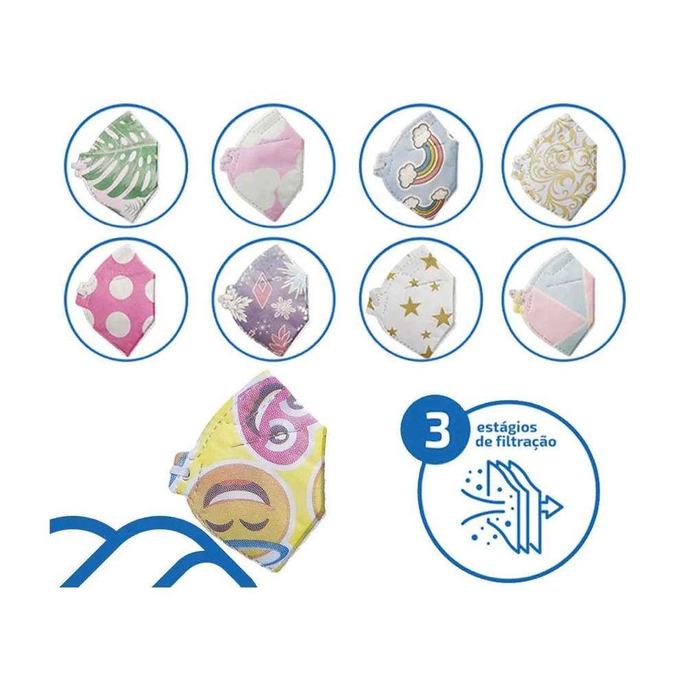 Kit-Mascara-Personalizadas-com-06-unidades---Ref.-PFF2
