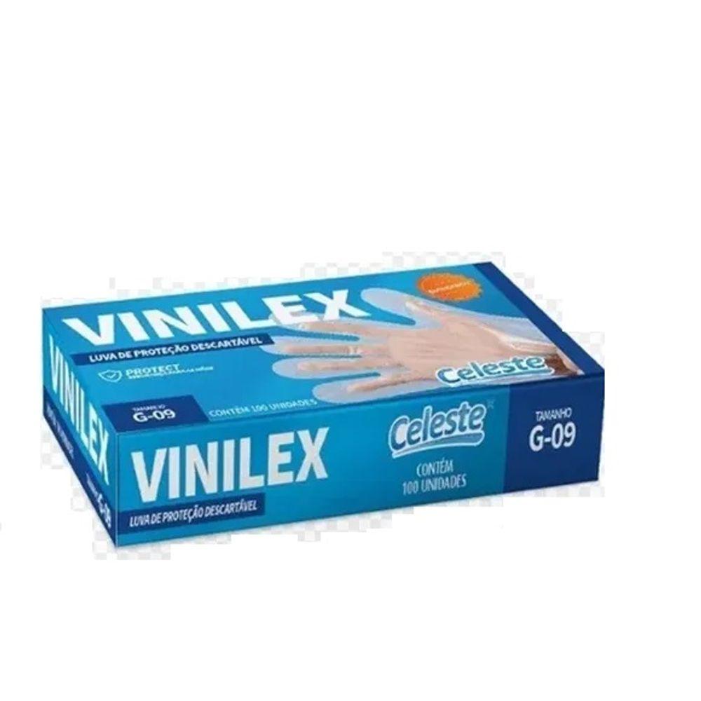 LUVA-VINILEX